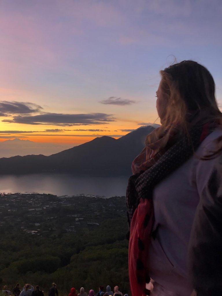Aurélie à Bali 1